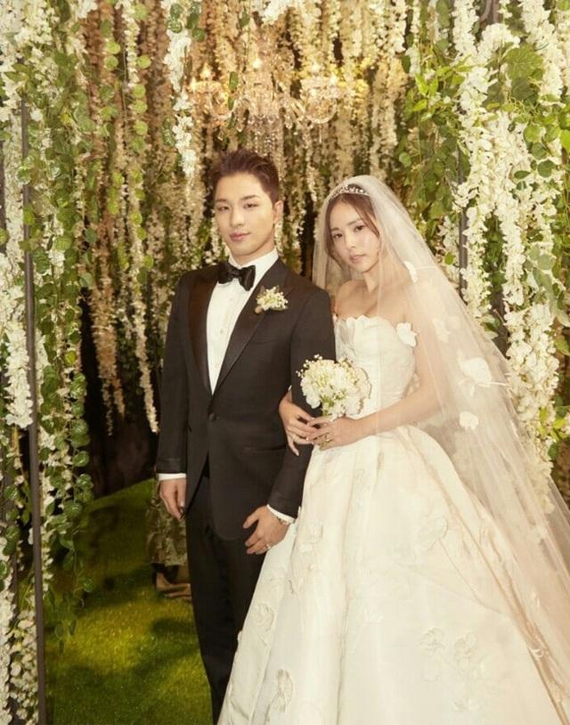 Những cô dâu đẹp và quyến rũ nhất làng giải trí xứ Hàn - 4