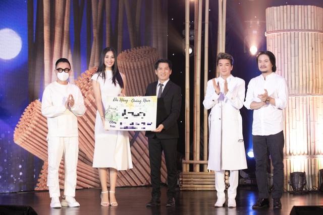 Hoàng Nhật Nam, Trần Tiểu Vy quyên góp được gần 6 tỷ đồng ủng hộ tâm dịch - 4