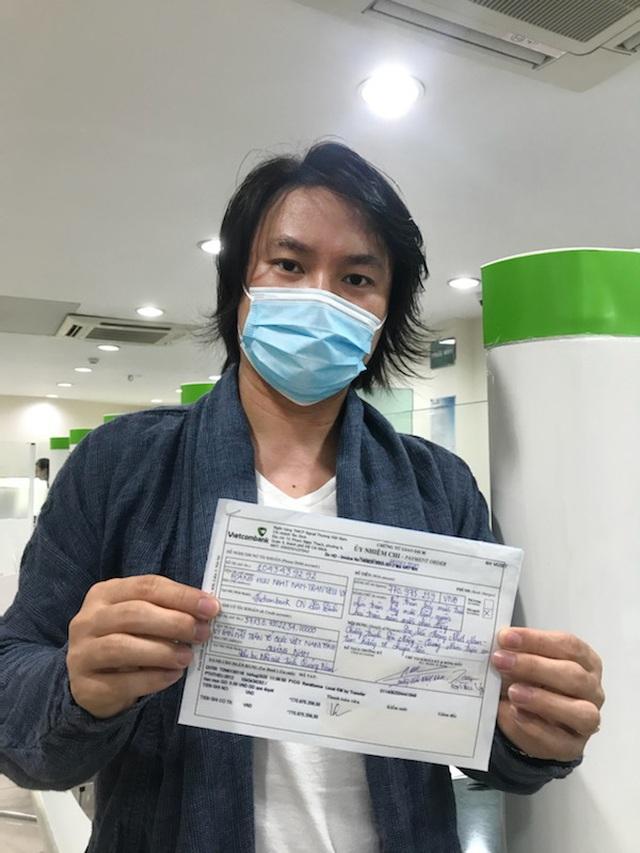 Hoàng Nhật Nam, Trần Tiểu Vy quyên góp được gần 6 tỷ đồng ủng hộ tâm dịch - 2