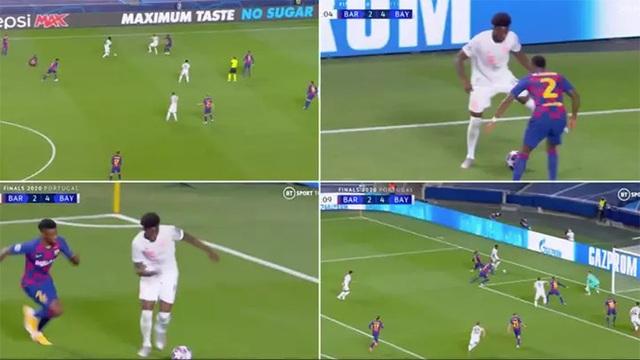 Những tội đồ khiến Barcelona thảm bại trước Bayern Munich - 2
