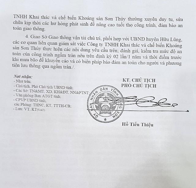 Vụ chặt đôi dòng sông ly kỳ ở xứ Lạng: Có chống lưng, lợi ích nhóm? - 4