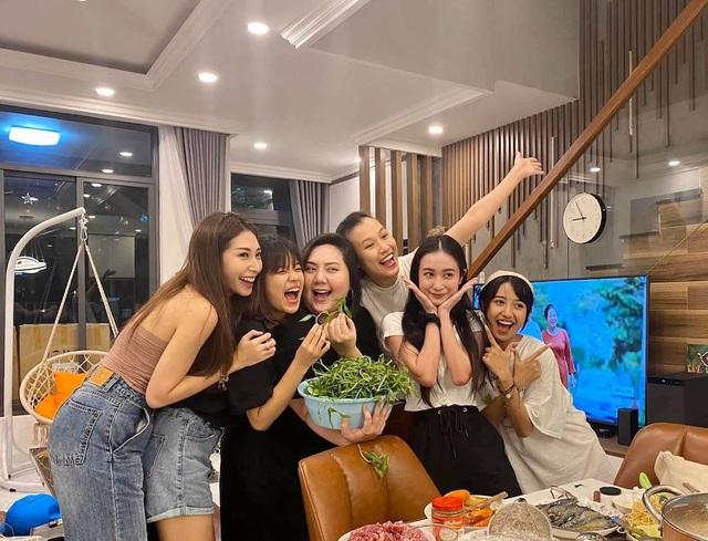 """Mai Phương Thúy xưng """"vợ chồng"""" với Noo Phước Thịnh, chơi ma sói xuyên đêm - 3"""