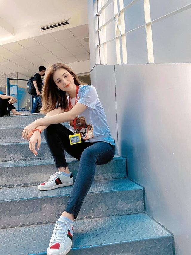 Hot girl 9 năm luyện võ giành 16 HCV, muốn trở thành MC chuyên nghiệp - 7
