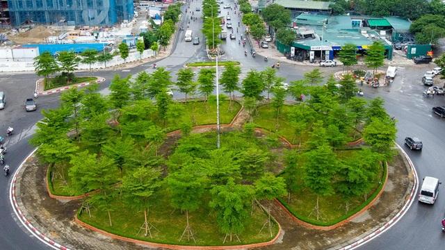 Mãn nhãn những con đường rợp bóng cây xanh ở Hà Nội - 7