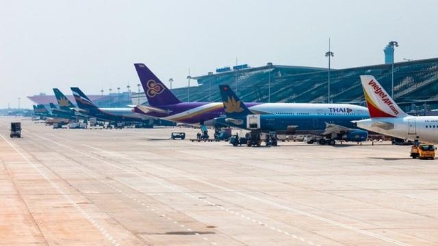 """Nội Bài sẽ trở thành """"siêu sân bay"""", công suất 100 triệu khách/năm? - 1"""
