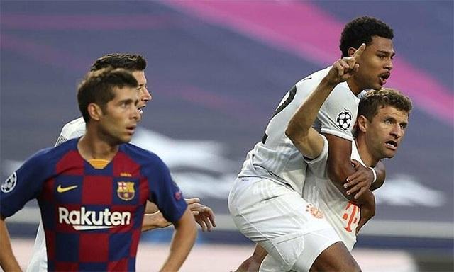 Những tội đồ khiến Barcelona thảm bại trước Bayern Munich - 3