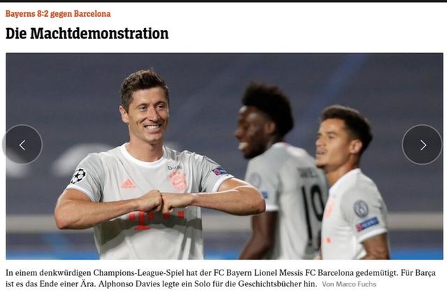 """Báo chí thế giới kinh hoàng, gọi Barcelona là """"nỗi ô nhục"""" - 6"""