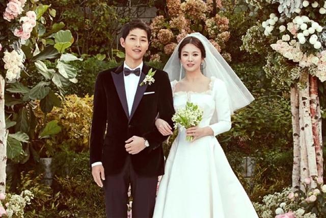 Những cô dâu đẹp và quyến rũ nhất làng giải trí xứ Hàn - 1