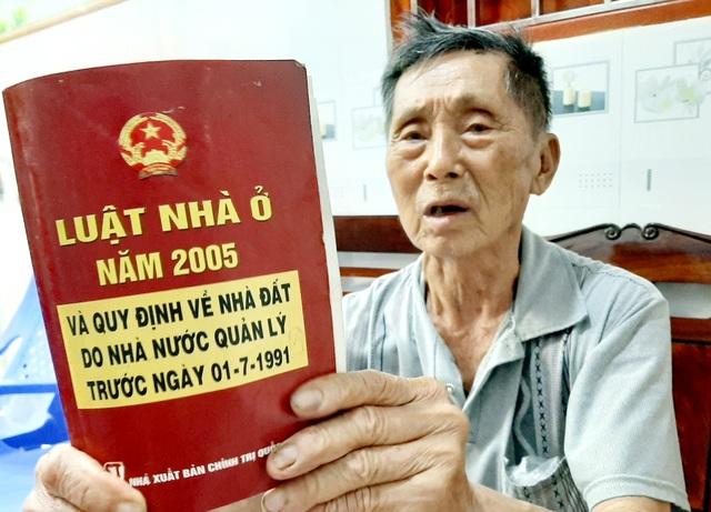 Gian nan tìm công lý của nguyên Chủ tịch huyện kiện Ủy ban tỉnh Sóc Trăng - 3