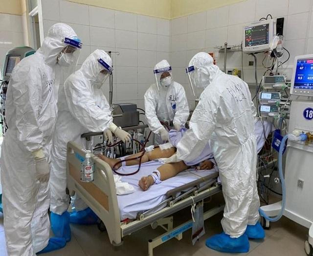 Bệnh nhân Covid-19 tử vong ở tuổi 36 - 1