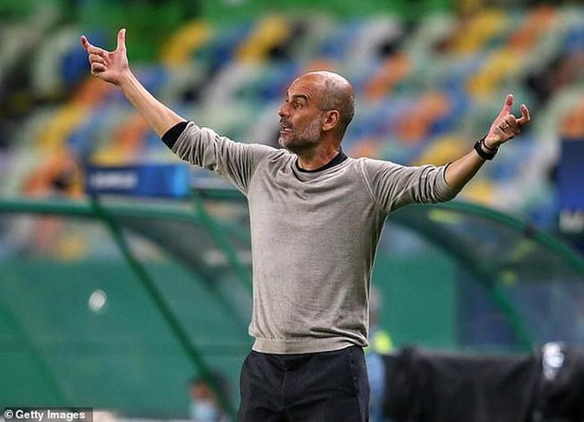 Sức ép khủng khiếp khiến Pep Guardiola đi nước cờ sai? - 3