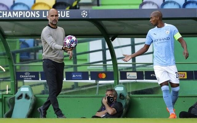 """""""Kép phụ"""" Dembele tỏa sáng giúp Lyon hạ gục Man City - 11"""