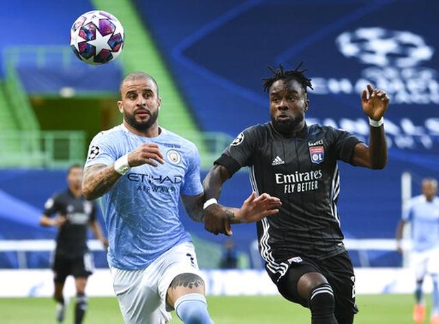 """""""Kép phụ"""" Dembele tỏa sáng giúp Lyon hạ gục Man City - 14"""