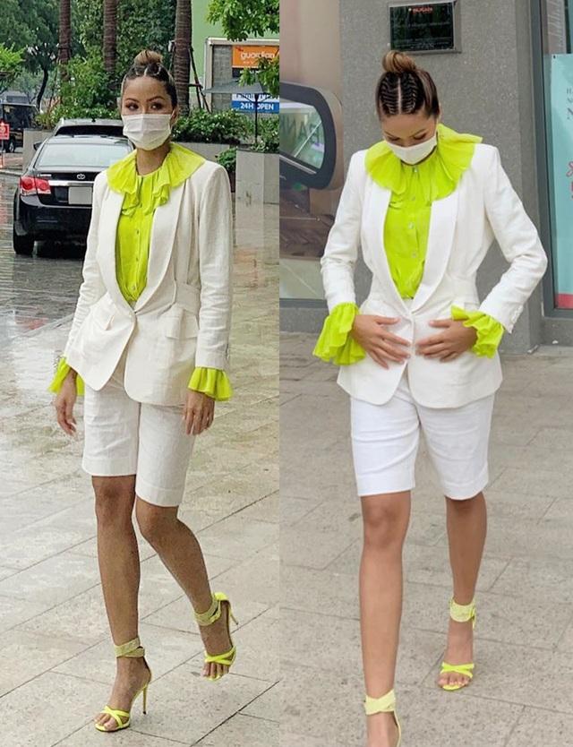 """H'Hen Niê gây thất vọng vì phong cách thời trang """"đẹp – xấu"""" thất thường - 1"""