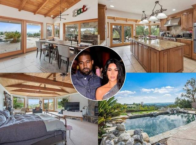 Khối bất động sản khổng lồ trải khắp nước Mỹ của vợ chồng Kim Kardashian - 3