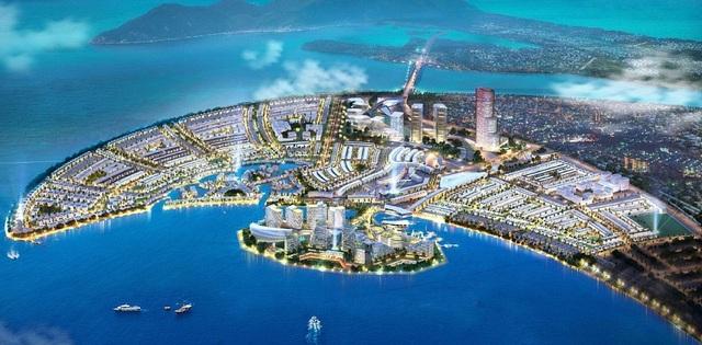 Kiến nghị thu hồi Dự án 181ha Khu đô thị quốc tế Đa Phước - 1