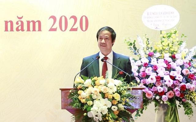 PGS.TS Nguyễn Kim Sơn tái đắc cử Bí thư Đảng bộ Đại học Quốc gia Hà Nội - 1