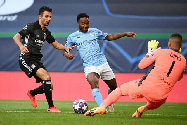Nhìn lại trận thua đắng ngắt của Man City trước Lyon - 7