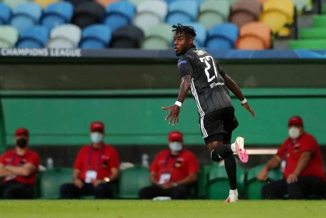 Nhìn lại trận thua đắng ngắt của Man City trước Lyon - 10
