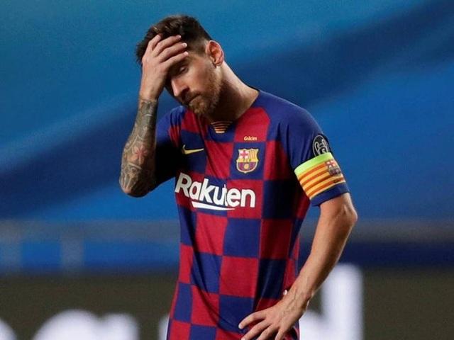 Bị loại khỏi Champions League, Pep Guardiola vung núi tiền mua Messi - 1