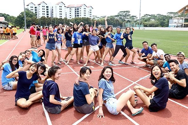 Singapore: Vì Covid-19, chương trình chào tân sinh viên diễn ra trên mạng - 4