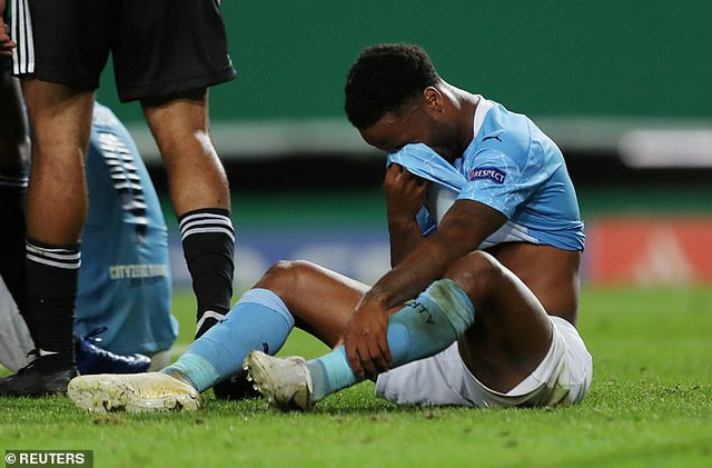 """HLV Guardiola: """"Man City không đáng nhận thất bại trước Lyon"""" - 1"""