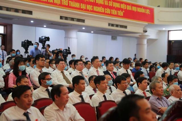 ĐH Quốc gia HN phải là trung tâm chuyển giao công nghệ hàng đầu đất nước - 3