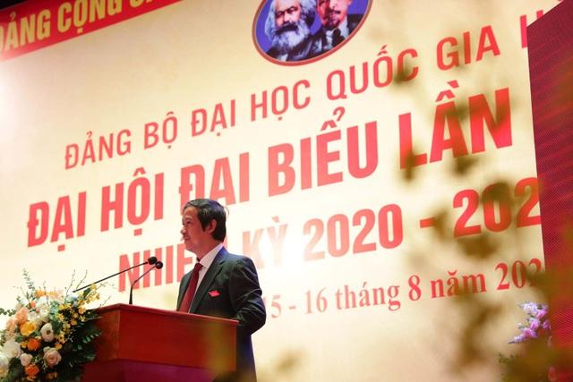 ĐH Quốc gia HN phải là trung tâm chuyển giao công nghệ hàng đầu đất nước - 8