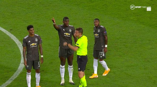Trọng tài mắc sai lầm khiến Man Utd hứng chịu bàn thua oan uổng? - 3