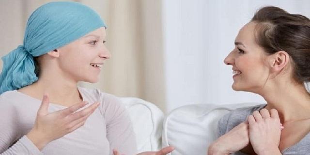 Trò chuyện với người bệnh ung thư - 1