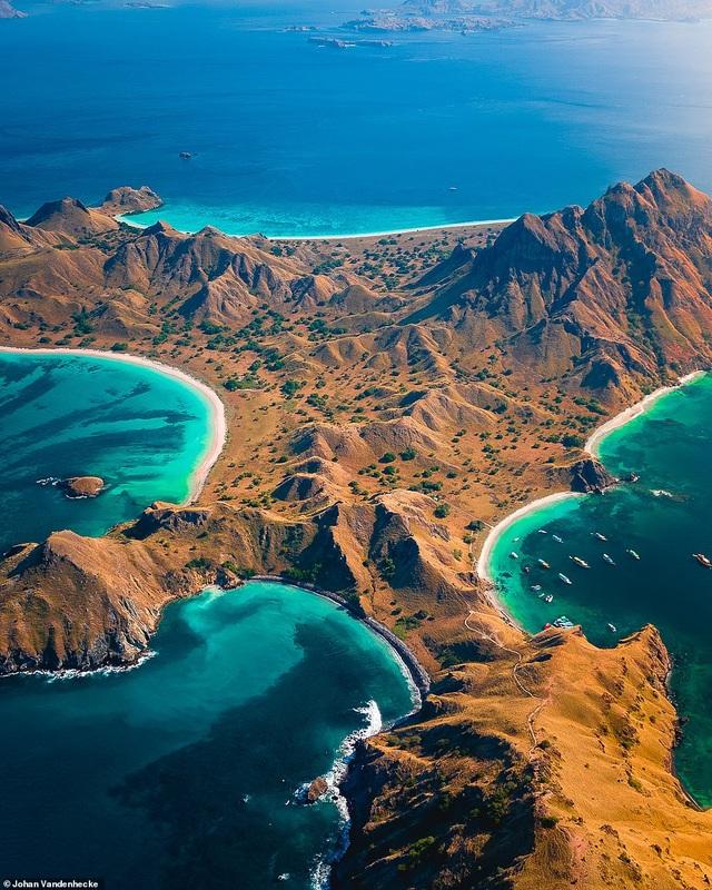 Việt Nam trong vẻ đẹp thế giới nhìn từ trên cao - 9