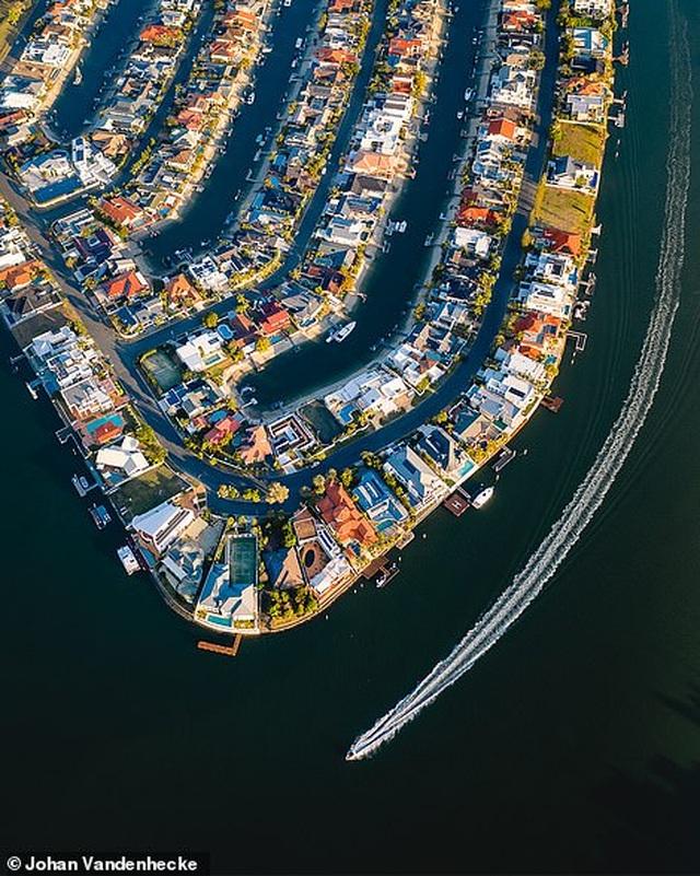 Việt Nam trong vẻ đẹp thế giới nhìn từ trên cao - 14