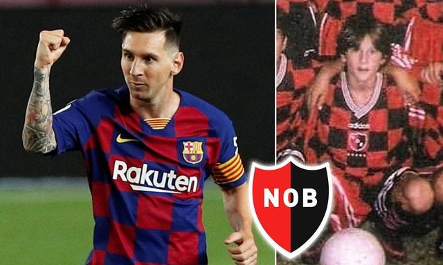Những điểm đến tiếp theo của Messi nếu rời Barcelona - 5