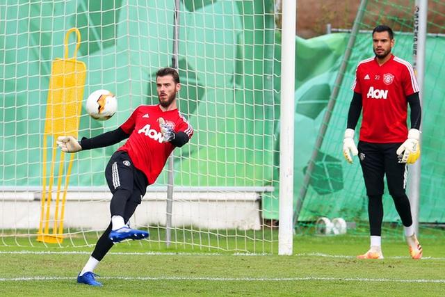 Những khoảnh khắc Man Utd phải ôm hận trước Sevilla - 1