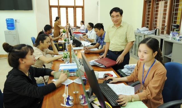 Hiệu quả từ nỗ lực xây dựng chính quyền điện tử: Tạo đột phá trong cải cách hành chính để phát triển - 1