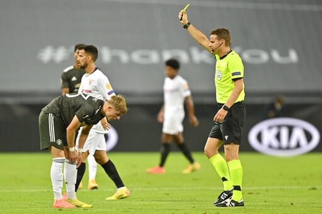 Bruno Fernandes xuất sắc cũng không đủ cứu vớt Man Utd - 2