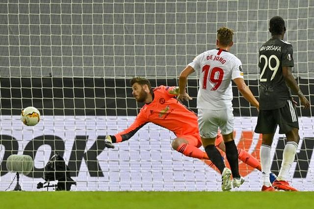 Những khoảnh khắc Man Utd phải ôm hận trước Sevilla - 13