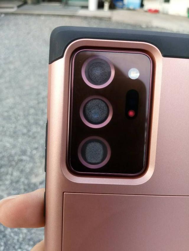 Camera trên Galaxy Note20/Note20 Ultra bị hiện tượng đọng hơi nước - 1