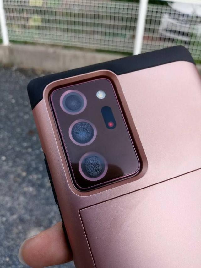 Camera trên Galaxy Note20/Note20 Ultra bị hiện tượng đọng hơi nước - 2