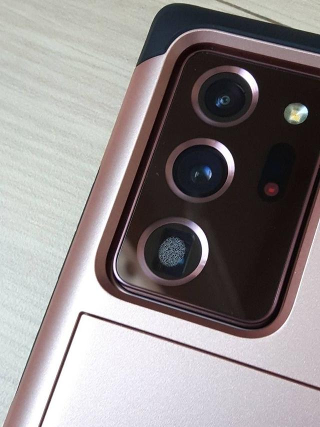 Camera trên Galaxy Note20/Note20 Ultra bị hiện tượng đọng hơi nước - 3