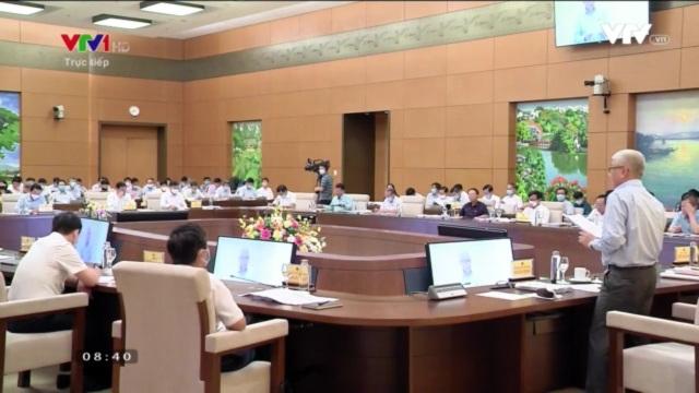 2 Bộ trưởng trả lời về an ninh nguồn nước của Việt Nam - 1