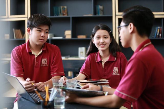 Học kinh tế, tập làm kinh doanh từ bậc Trung học tại VAS - 1