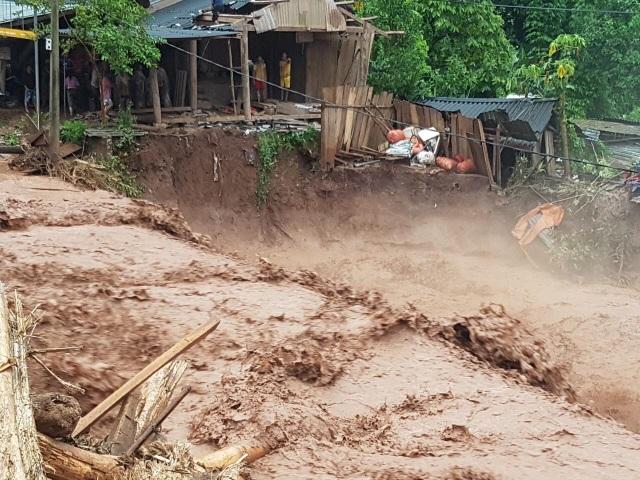 Lũ quét kinh hoàng tại Điện Biên, 3 xã bị cô lập - 5