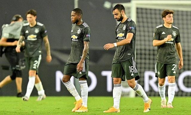 """""""Cú tát"""" của Sevilla đã đủ làm Man Utd thức tỉnh? - 2"""
