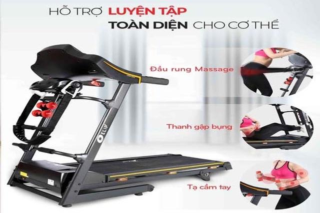 Kinh nghiệm chọn mua máy chạy thể dục cho gia đình - 4