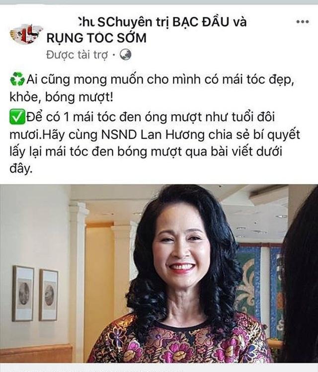 Á hậu Tú Anh bị lấy cắp hình ảnh trái phép quảng cáo cốc nguyệt san - 3