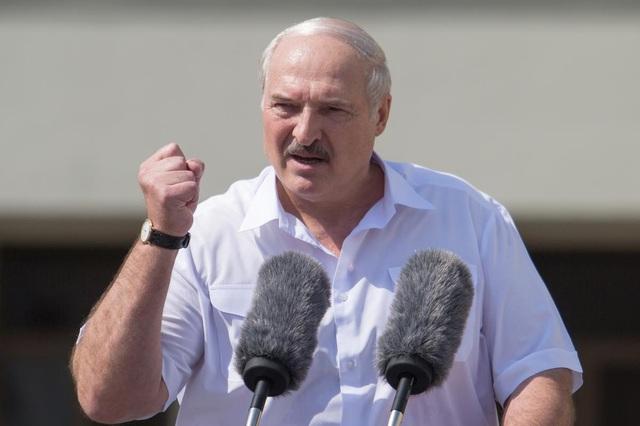 Tổng thống Belarus tuyên bố sẵn sàng chia sẻ quyền lực - 1