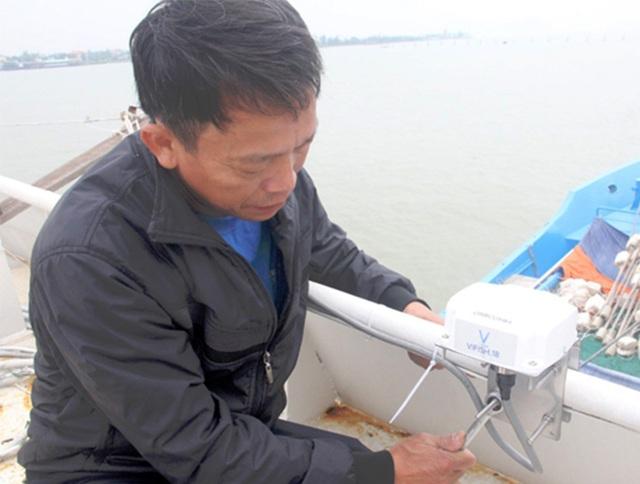 Vì sao Hà Tĩnh chưa hoàn tất lắp thiết bị giám sát hành trình cho tàu cá? - 2