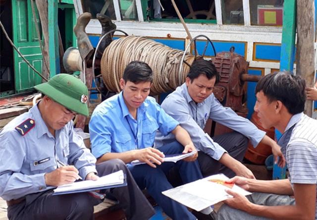 Vì sao Hà Tĩnh chưa hoàn tất lắp thiết bị giám sát hành trình cho tàu cá? - 4