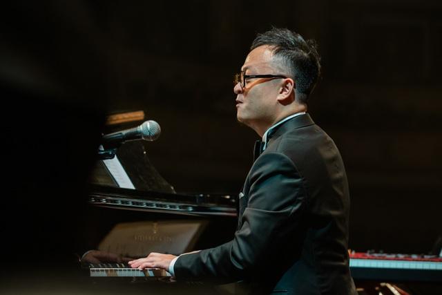 """Nghệ sĩ Tuấn Nam, Quyền Văn Minh, Tùng Dương """"chơi jazz không thoả hiệp"""" - 4"""
